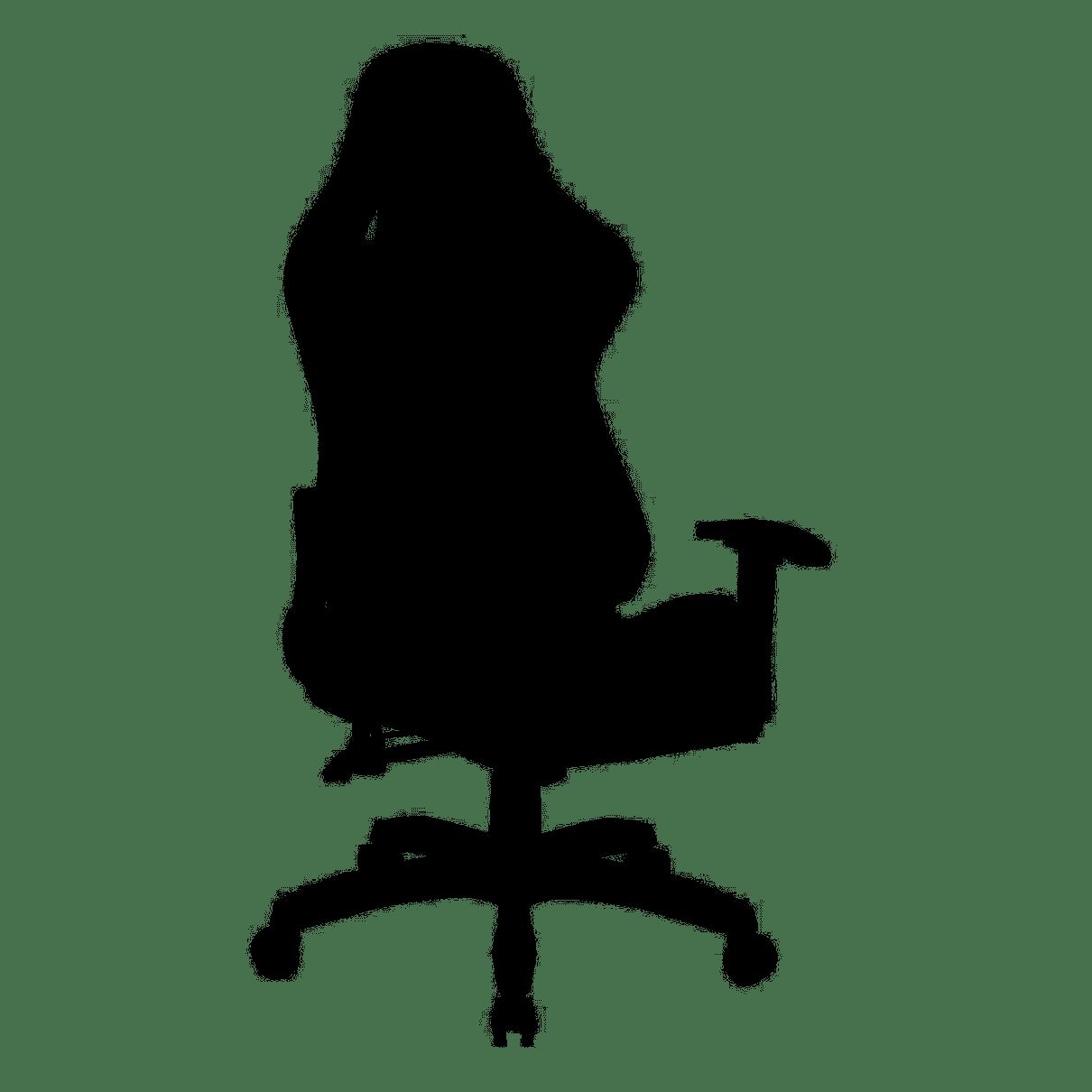 Cadeira Gamer Pelegrin em Couro Pu Reclinável Pel-3003 Preta