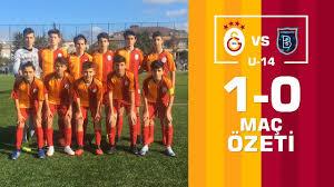 Özet | Galatasaray 4-1 M. Başakşehir (U15 Elit Gelişim Ligi) - YouTube