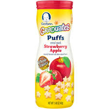 strawberry apple cereal snack 1 48 oz