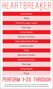 20 hiit weight loss workouts that will