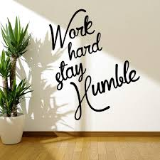 Work Hard Dream Big Quote Words Wall Sticker Office Room Decor Vinyl Wall Decal For Sale Online Ebay