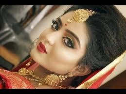 indian wedding makeup and hair tutorial