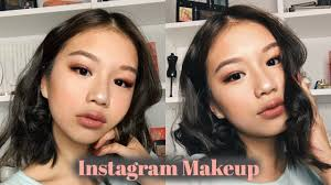 insram makeup asian hooded eyes