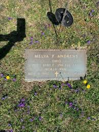 Melva Perry Andrews (1892-1972) - Find A Grave Memorial