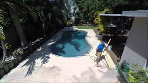 Baby Guard Pool Fence Installation Youtube