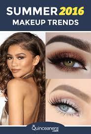 summer 2016 makeup trends quinceanera