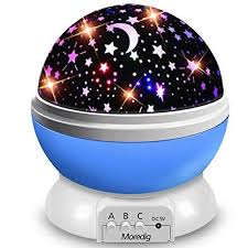 Night Light Projector 360 Rotation Kids Projector Night Light With 8 Multicolor Groupon