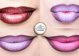ombre lips makeup tutorial dance p