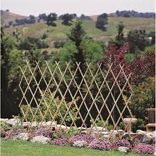 Expandable Bamboo Accordion Fence Gempler S