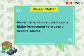 quotes investor warren buffet yang nendang banget untuk keuanganmu