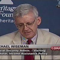 Michael Wiseman   C-SPAN.org