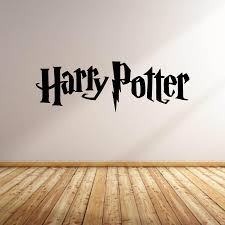 Vinyl Wall Word Decal Harry Potter Logo Harry Potter Home Goods Car Decal Wall Decal Laptop Decal 2670014 Weddbook