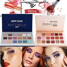 beauty glazed 18 color makeup palette