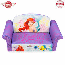 Hello Kitty Small Flip Out Sofa Kids Room Girls Pink Soft Furniture Toddler For Sale Online Ebay
