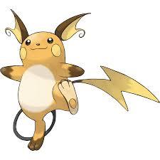 Raichu (Pokémon) - Bulbapedia, the community-driven Pokémon ...
