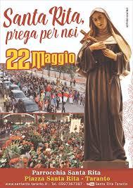 In home page Parrocchia di Santa Rita Taranto