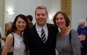 St-Louis Bjorn Ranheim and friend with Nancy Chalifour | Flickr