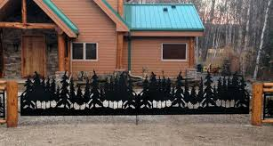Akridge Iron Fence