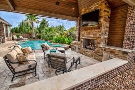 outdoor fire pits and fireplaces katy