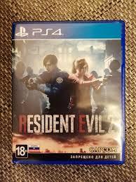 Обзор от покупателя на Игра Resident Evil 2 для PS4 — интернет ...