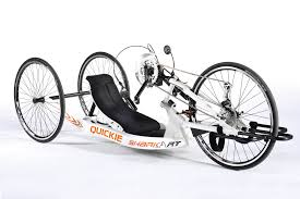 Quickie Shark RT Professional Handbike