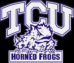 Tcu Texas Christian University Horn Frogs Vinyl Decal 8x5x7 5 In Fast Ship Oracal Tcu Horned Frogs College Football Logos Horned Frogs
