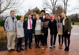 Best of luck to our US Debate Team ...
