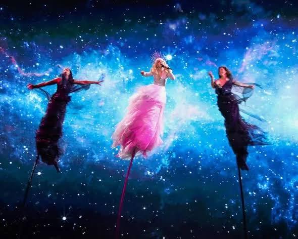Image result for eurovision zero gravity