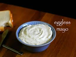 eggless mayonnaise recipe veg