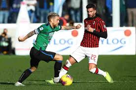 Serie A, Highlights Atalanta-Milan: gol e sintesi del match