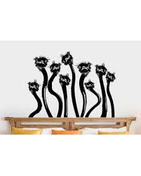 New Savings On Ostrich Faces Vinyl Words Wall Decal Zoomie Kids
