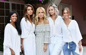 Rachel Zoe, Liz Cherkasova, Annabelle Fleur, Sheryl Luke, Lauren ...
