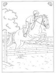 Paarden Kleurplaat Leuke Kleurplaten Nl