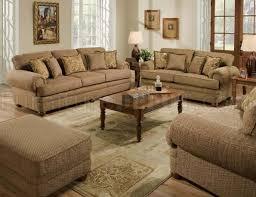 peat fabric modern sofa loveseat set w