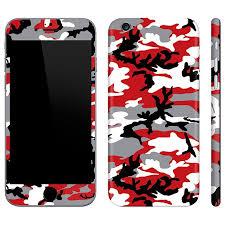 Iphone 6s Plus Camo Series Skins Wraps Slickwraps