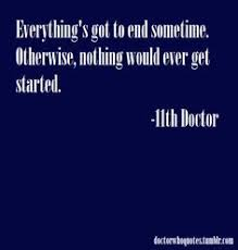 best dr who quotes about life love and change