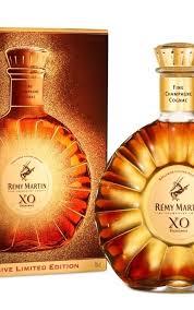 remy martin xo excellence gold cognac