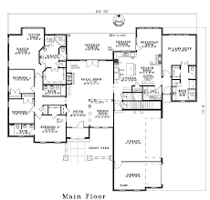 mediterranean style house plan 82117