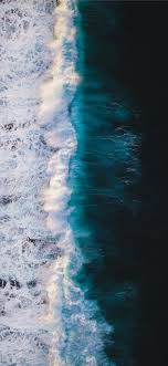 ocean wave iphone x wallpapers free