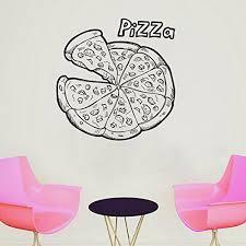 Amazon Com Wall Decal Window Sticker Italy Sticker Food Pizza Pasta Italian Cuisine T580 Handmade