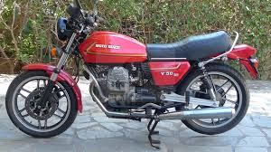 moto guzzi v50 iiΙ 1983