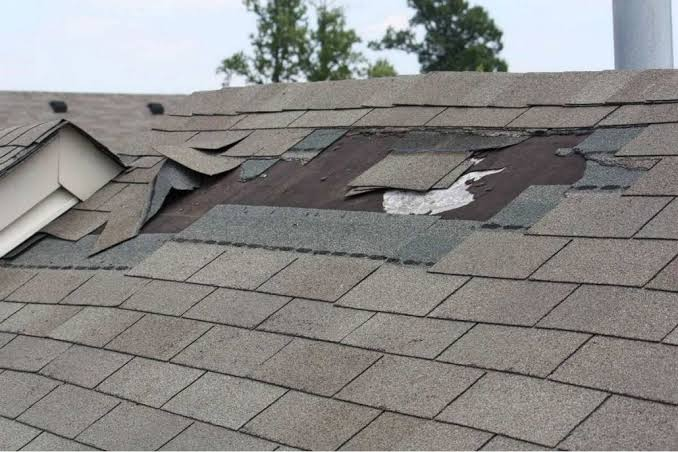 Residential roofing repairs Charleston
