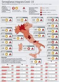 Indice Rt regione per regione: il monitoraggio del coronavirus fase 2 -  Corriere.it