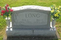 Iva Lorene Wilson Long (1906-1975) - Find A Grave Memorial