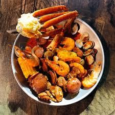 J & C Crab Juicy Seafood - Restaurant ...
