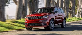 2020 jeep grand cherokee near los