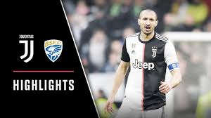 HIGHLIGHTS: Juventus vs Brescia - 2-0 - Captain Chiellini's ...