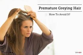 greying hair tips advice from top