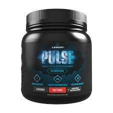 legion pulse all natural pre workout