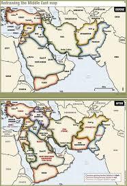 Resultado de imagem para new middle east map